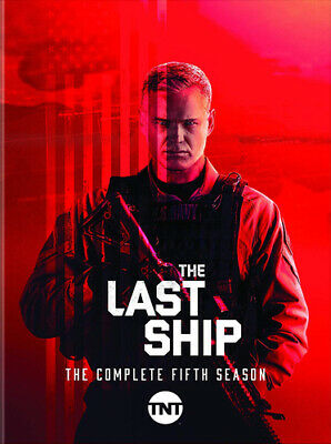 The Last Ship: The Complete Fifth Season DVD (2019) Eric Dane ***NEW***