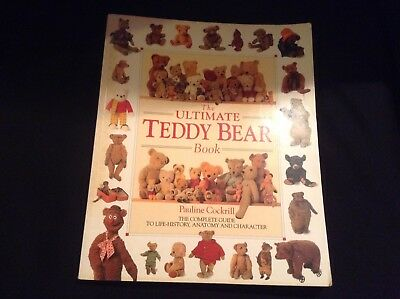 The Ultimate Teddy Bear Book by Pauline Cockrill 1999 in Australia