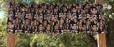 Handcrafted Valance Sewn From Goosebumps Slappy The Dummy Ventriloquist Fabric
