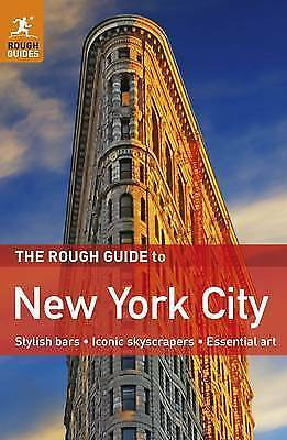 Rough Guide to New York City Manhatton United States of America Skyscrapers Man
