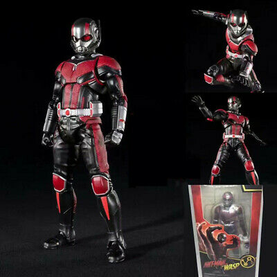 Nouveau S.H.Figuarts Marvel Avengers Ant-Man PVC figurine jouet Gift Collection