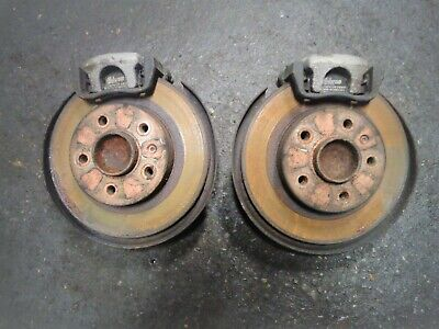 Astra Mk4 Gsi Rear Brake & Hub Kit,Pair, 5-Stud Fitment. Abs Type