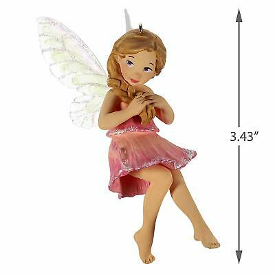 Hallmark Keepsake 2019 Sweet Pea Fairy Christmas Ornament New with Box