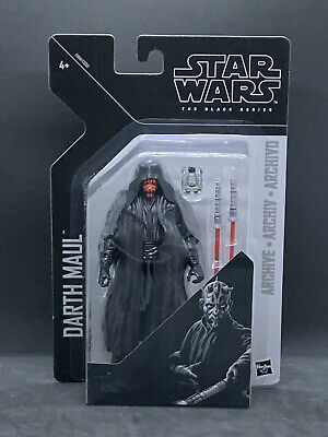 Star Wars Black Series Archive Wave 2 - Darth Maul IN STOCK
