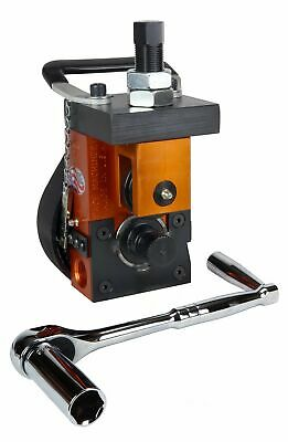 """PACE 1039 Mini-Mite Combo Roll Groover fits RIDGID® 300 1 1/4""""-6"""" Cap, Portable"""