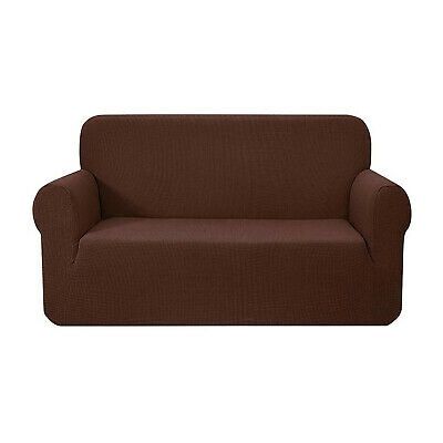 Artiss High Stretch Sofa Cover Couch Protector Slipcovers 2 Seater Coffee