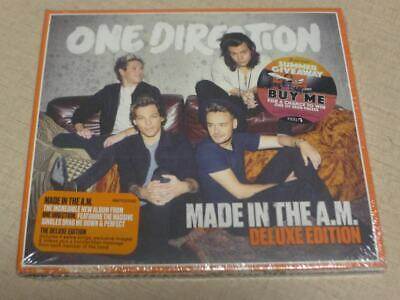 Made In The A.M. (Digipak) by One Direction (CD, 2015)