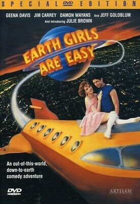 Earth Girls Are Easy [Special Edition] (REGION 1 DVD New) CLR/CC/DSS/WS/Keeper