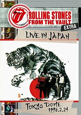 "The Rolling Stones ""From The Vault Extra - Live in Japan - Tokyo Dome 1990."