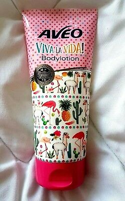 *AVEO BODYLOTION VIVA LA VIDA Früchte & Sheabutter*LIMITED EDITION*