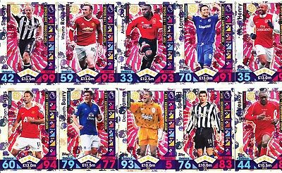 "TOPPS MATCH ATTAX ""EXTRA"" PL 2016-2017 - ** PL LEGENDS Full Set - PL1 - PL10 **"