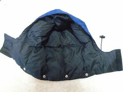 Vintage 80s EMS EASTERN MOUNTAIN SPORTS Goose Down HOOD ONLY
