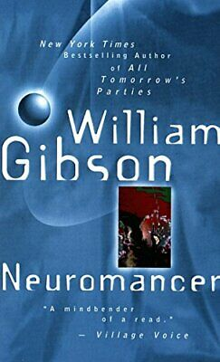 Neuromancer (Sprawl Trilogy) by Gibson, William Book The Fast Free Shipping