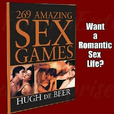 269 AMAZING SEX GAMES by Hugh deBeer pdf-ebook +MRR+ Free Shipping