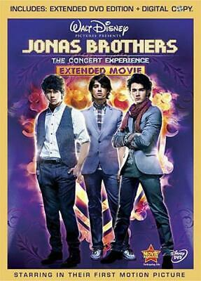 Jonas Brothers: Concert Experience (Extended Movie) (Sous-titres français)