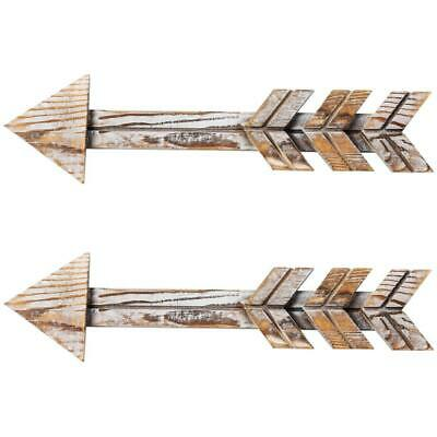 Timeyard Wood Arrow Wall Decor