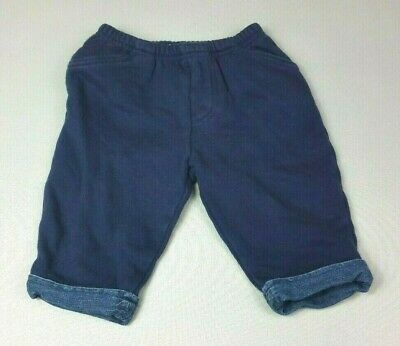 NEXT Baby Boys JOGGERS 6-9 Months Navy Jogging Bottoms -  COMBINED POSTAGE