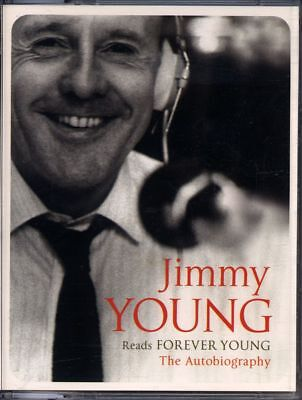 FOREVER YOUNG: THE AUTOBIOGRAPHY OF JIMMY YOUNG - Audio cassettes