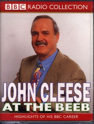 JOHN CLEESE AT THE BEEB: HIGHLIGHTS OF HIS BBC CAREER - Audio Cassettes