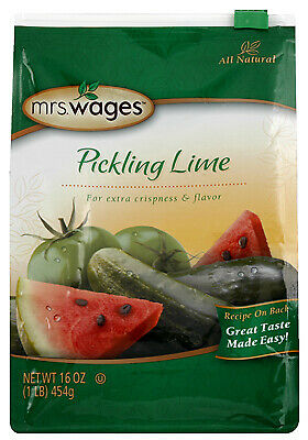 KENT PRECISION FOODS GROUP INC Pickling Lime, 16-oz. W502-D3425