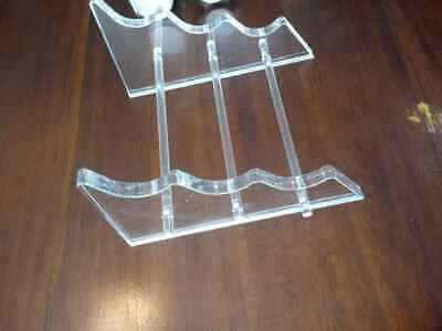 Star Wars Laser Cut Three Tier Acrylic Lightsaber stand