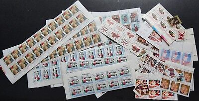 Usa  Mint Usps Vintage Christmas  Postage Stamps All Usable  Face Value  $100.47