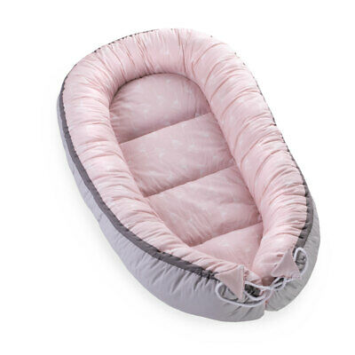 Baby Nest Soft Cotton Newborn Infant Pod Sleep Bed High-Quality Dandelion