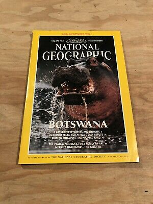 National Geographic Magazine Vol. 178 No.6 December 1990 (C4)