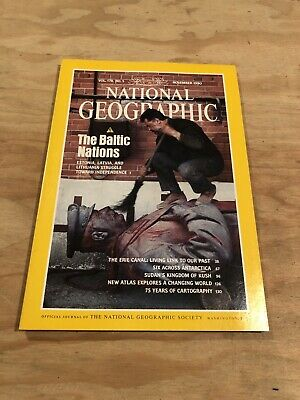 National Geographic Magazine Vol. 178 No.5 November 1990 (C4)
