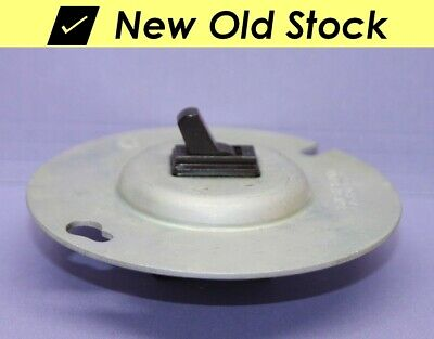 "NEW Vintage Arrow-H&H Light Toggle Switch for 4"" Junction Box - Single-Pole"