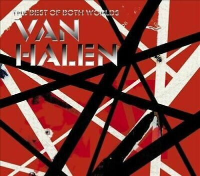 2 Cd Set Van Halen The Best Of Both Worlds Brand New Sealed Greatest Hits