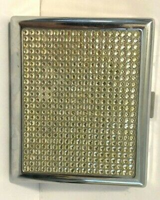 Metal Double Sided King Cigarette Case Vintage Design ( 7.89 FREE SHIPPING!!)