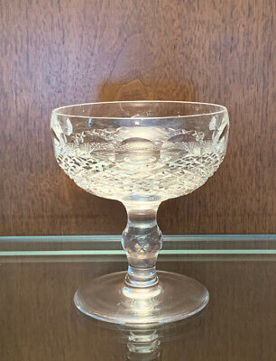 """Waterford Crystal Short Stem Colleen Champagne Sherbert 4 1/4""""H"""