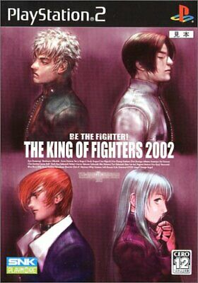 Used Ps2 The King Of Fighters 2002