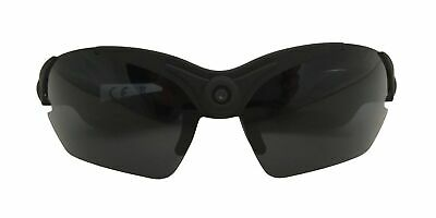 Num'Axes Unisex's Camera Glasses with Bluetooth Record Video and Picture Duri...