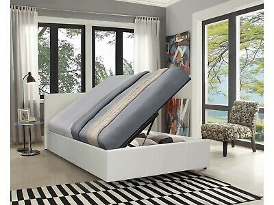 Pleasant Gator Side Lift Ottoman Bed Mega Storage 4Ft Small Pdpeps Interior Chair Design Pdpepsorg