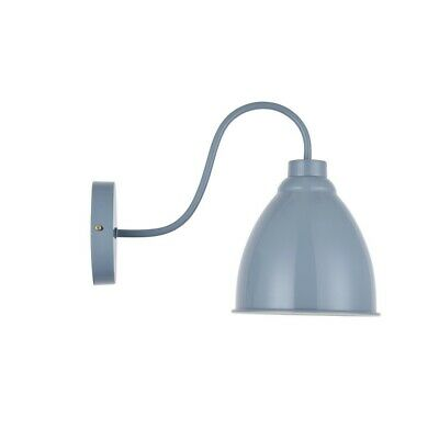 Oxford Vintage Wall Light French Grey