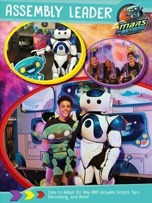 Vacation Bible School (Vbs) 2019 to Mars and Beyond Assembly Le... 9781501868290