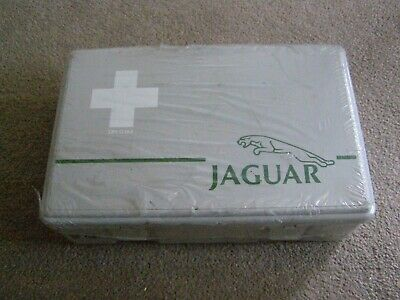 New Old Stock Period Jaguar First Aid Kit Sealed Xk8 Xkr Xj8 Xjr X300 X308 Xjs