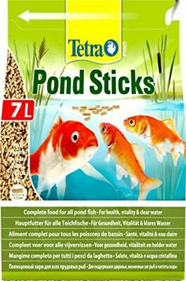 Tetra Pond Sticks, Complete Food for All Pond Fish for Health, Vitality and
