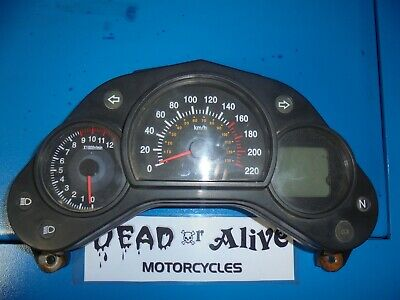 SKYJET SJ 125cc  (2012)    CLOCKS / SPEEDO
