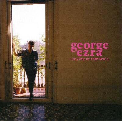 George Ezra, Staying At Tamara's, Sealed 11 Track Cd Album From 2018