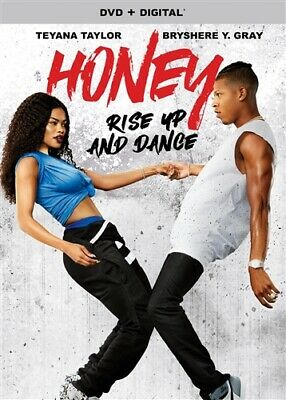 HONEY 4 RISE UP AND DANCE New Sealed DVD