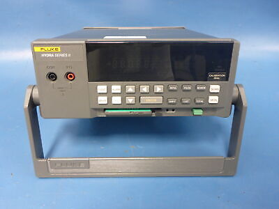 Fluke Hydra Series II Data Acquisition Logger 2635A
