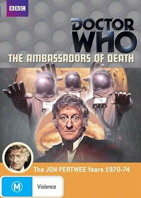 Doctor Who - The Ambassadors Of Death, DVD