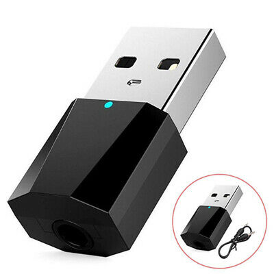 Utral-Mini USB Wireless Bluetooth 3.5 mm Audio Stereo Music Receiver Adapter AUX