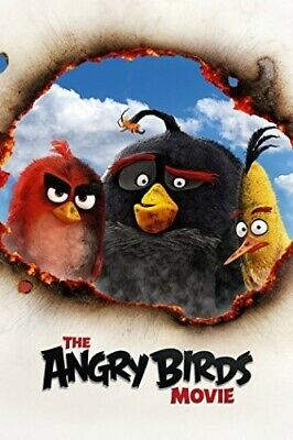 Angry Birds Movie (DVD New)
