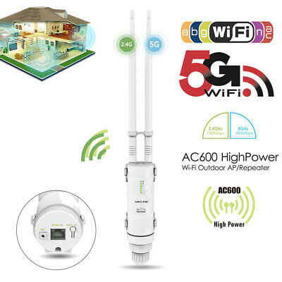 Wavlink Outdoor Wireless Access Point Extender / Repeater Wifi Long Range Router