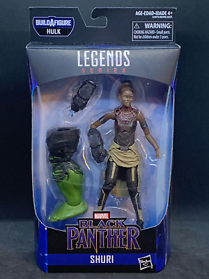 "Marvel Legends 6"" Avengers Endgame Wave 2 - Shuri (HULK BAF)"