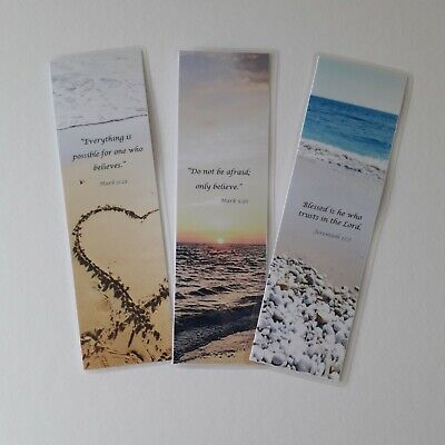 BOOKMARKS (Pack of 3) Book Marker for Books.